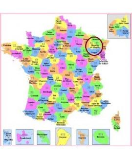 Acheter base de donnée SMS particuliers Département Meurthe-et-Moselle 54