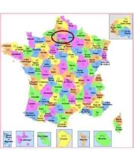 Acheter base de donnée SMS particuliers Ville CAPPELLE-LA-GRANDE
