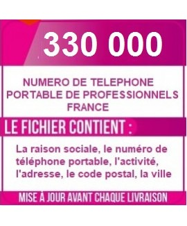 330 000 NUMÉRO DE...