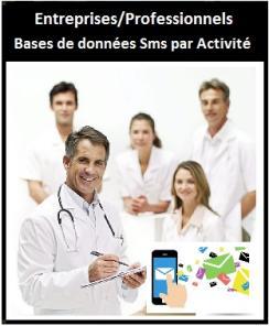 SMS par Activité